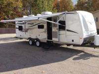 2012 FOREST RIVER TRACER - Executive Series   2670 BHS