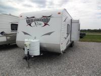 2012 Forest River Wildwood 281QBXL   0 milesTravel