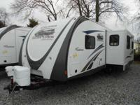 Description Year: 2012 Condition: New 28 foot, rear