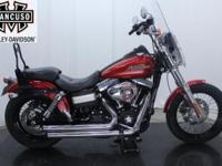 2012 FXDBI Dyna Street Bob. The 2012 Harley-Davidson