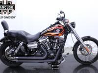 2012 FXDWGI Dyna Wide Glide. The 2012 Harley-Davidson