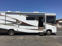 2012 georgetown motorhome 33 foot two ac,two cloth