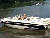 2012 Glastron GT180. Boat - 2012 Glastron GT180 17'-