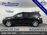 New Price! Clean CARFAX. 2012 GMC Acadia SLE Carbon