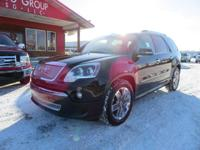 Options:  2012 Gmc Acadia Navigation! Moonroof! Rear