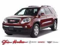 Looking for a clean, well-cared for 2012 GMC Acadia?
