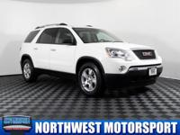 Clean Carfax SUV with Steering Wheel Audio Controls!