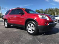 Look at this 2012 GMC Acadia SLE. Its Automatic