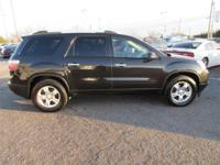 Look at this 2012 GMC Acadia FWD 4dr SLE. Its Automatic
