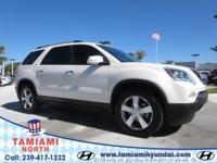 Grab a steal on this 2012 GMC Acadia SLT1 before