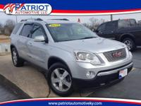 NO ACCIDENTS!! 2012 GMC Acadia SLT-1 AWD Leather Seats