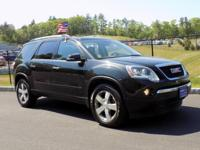 2012 GMC Acadia SLT All Wheel Drive With Navigation
