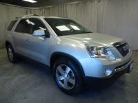 Look at this 2012 GMC Acadia SLT1. Its Automatic