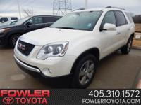 AWD! Yeah baby!   Creampuff! This attractive 2012 GMC