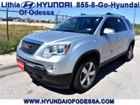 LOW MILES - 65,300! SLT1 trim. EPA 24 MPG Hwy/17 MPG