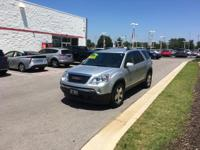 Check out this gently-used 2012 GMC Acadia we recently