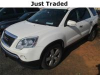 Acadia... SLT... AWD... 3.6 V6... Leather.. Heated