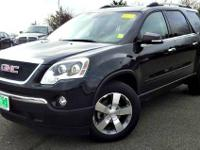 This 2012 GMC Acadia FWD 4DR SLT1 is offered to you for