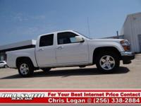 This is one Sharp GMC Canyon Crew Cab!! It has well