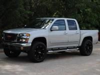 2012 GMC Canyon Pickup Truck 4WD Crew Cab SLE1 Our