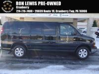Awd traveler van with, 3rd Row Seats, Power Windows,