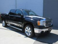 Priced below KBB Fair Purchase Price! Black 2012 GMC