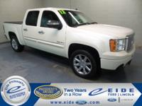 2012 GMC Sierra 1500 Crew Cab Denali Highlighted with