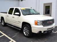 Take command of the road in the 2012 GMC Sierra 1500!