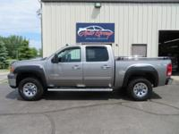 This 2012 GMC Sierra 1500 SL Crew Cab 4x4 is proudly