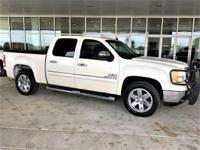 Snag a steal on this 2012 GMC Sierra 1500 SLE before