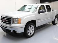 This awesome 2012 GMC Sierra 1500 comes loaded with the