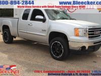This is a GMC Sierra Texas Edition and has the SLE trim