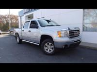 For a smoother ride, opt for this 2012 GMC Sierra 1500
