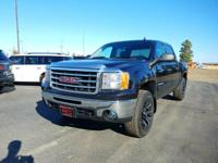 Options:  2012 Gmc Sierra 1500 Sle Crew Cab