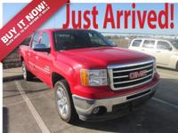 Exterior Color: fire red, Body: Crew Cab Pickup,