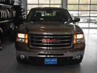 Options:  2012 Gmc Sierra 1500 Slt|Brown|Here At The