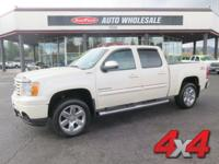 Sophisticated, smart, and stylish, this 2012 GMC Sierra