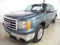 Look at this 2012 GMC Sierra 1500 SLT. Its Automatic