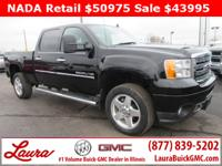 1-Owner New Vehicle Trade! Denali 6.6 V8 Duramax Turbo