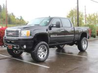 This 2012 GMC Sierra 2500HD with a 6.6L V8, Diesel and
