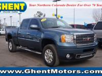 Nav System, Heated/Cooled Leather Seats, Aluminum