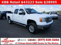 Recent Trade! SLT 6.6 V8 Duramax Turbo Diesel Crew Cab