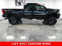 CHIP,LEVELING KIT,AFTER MARKET EXHAUST,FUEL RIMS,EXTRA