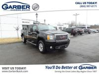 Introducing the 2012 GMC Sierra 3500HD Denali!