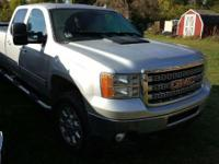 2012 GMC Sierra 3500HD SLT. Serving the Greencastle,