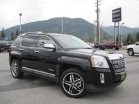This 2012 GMC Terrain is a ONE OWNER lease return.
