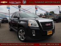 Carbon Black Metallic 2012 GMC Terrain SLT-1 AWD
