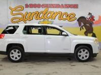 Olympic White 2012 GMC Terrain SLE-1 FWD 6-Speed