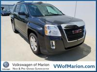 Meet our impressive 2012 GMC Terrain SLT-1 FWD shown in