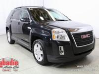 2012 GMC Terrain SLT-1 Carbon Black Metallic CARFAX